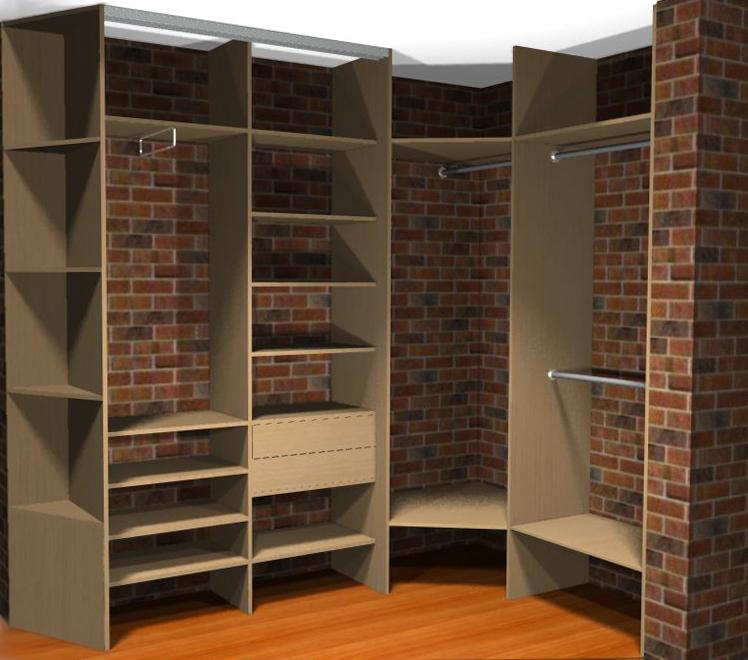Дизайн гардеробных комнат фото своими руками